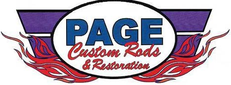 Page Customs, home of some of the finest quality built rides from the 30s through the 70s in the country